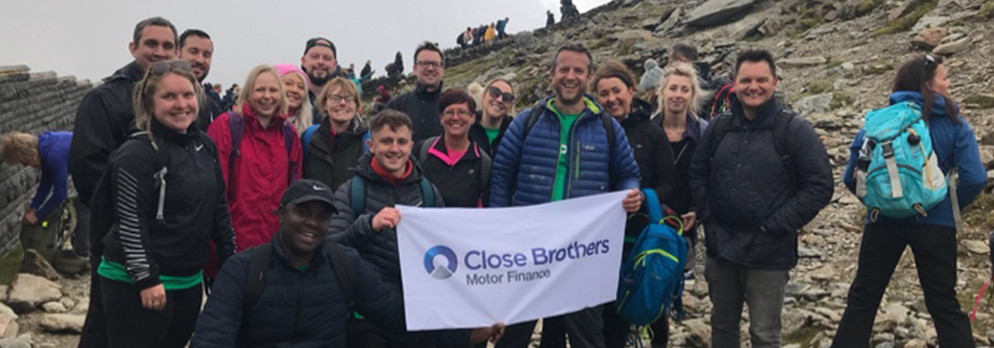 Close Brothers Motor Finance raise £31k for charity